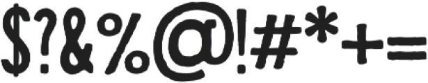 Trippy Safari Regular otf (400) Font OTHER CHARS