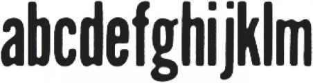 Trippy Safari Regular otf (400) Font LOWERCASE