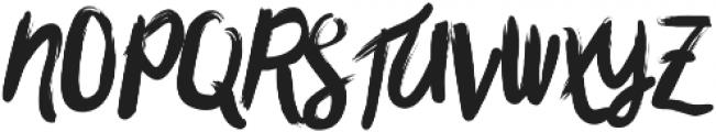 Tristan Font otf (400) Font UPPERCASE