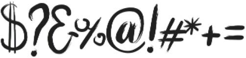 Tristan Font ttf (400) Font OTHER CHARS