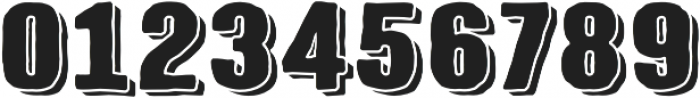 Triump Rg Rock 06 otf (400) Font OTHER CHARS