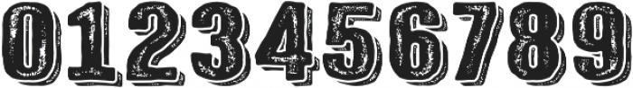 Triump-Rg-Rock 07 otf (400) Font OTHER CHARS