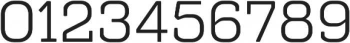 Triunfo otf (400) Font OTHER CHARS