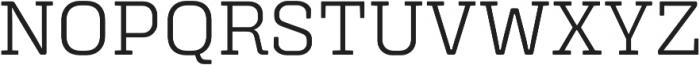 Triunfo otf (400) Font UPPERCASE