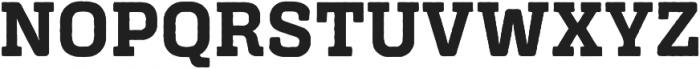 Triunfo otf (900) Font UPPERCASE