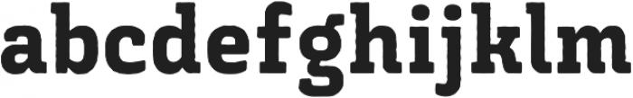 Triunfo otf (900) Font LOWERCASE