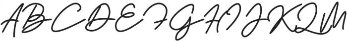 Trixie Bold otf (700) Font UPPERCASE