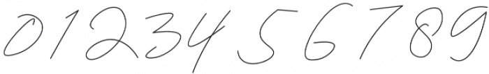 Trixie Light otf (300) Font OTHER CHARS