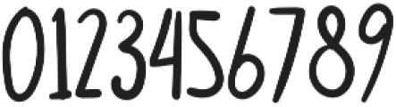 Troficanos Regular otf (400) Font OTHER CHARS
