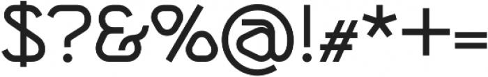 Troika Bold otf (700) Font OTHER CHARS