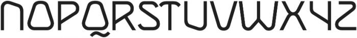 Troika Bold otf (700) Font UPPERCASE