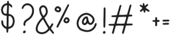 Tropical Flamingo Script otf (400) Font OTHER CHARS