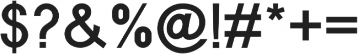 Tropical Summer Sans Serif Bold otf (700) Font OTHER CHARS