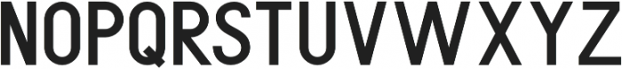 Tropical Summer Sans Serif Bold otf (700) Font LOWERCASE