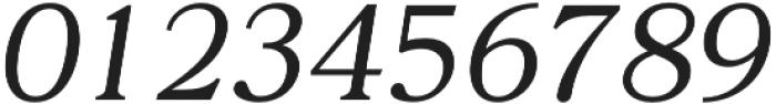 Tropiline otf (400) Font OTHER CHARS