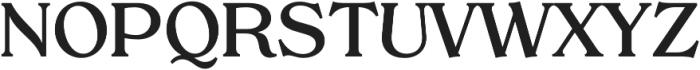 Tropiline otf (600) Font UPPERCASE