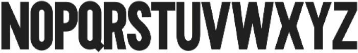 Trouble Font otf (400) Font UPPERCASE