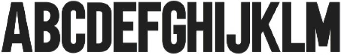 Trouble Font otf (400) Font LOWERCASE