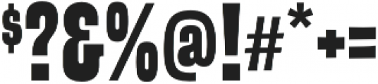 Troubled PB Regular otf (400) Font OTHER CHARS