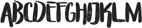 Troupers otf (400) Font UPPERCASE