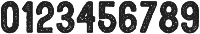 Troyline Sans Stamp otf (400) Font OTHER CHARS
