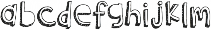 Truant Alternates otf (400) Font LOWERCASE