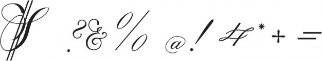 Trufla ttf (400) Font OTHER CHARS