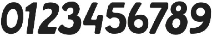 Truko otf (400) Font OTHER CHARS