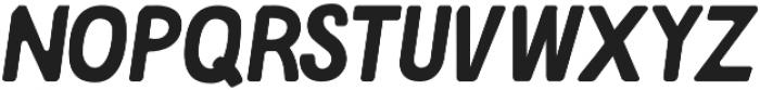 Truko otf (400) Font UPPERCASE