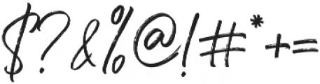 Trust Wisely Alt 2 Regular otf (400) Font OTHER CHARS
