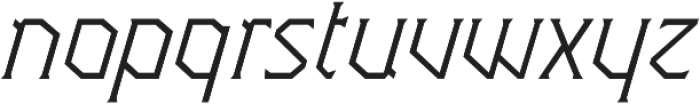 Truth Varnished Thin otf (100) Font LOWERCASE