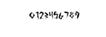 TrueTypeTTF Font OTHER CHARS