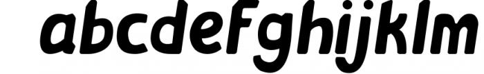 TRUKO 1 Font LOWERCASE