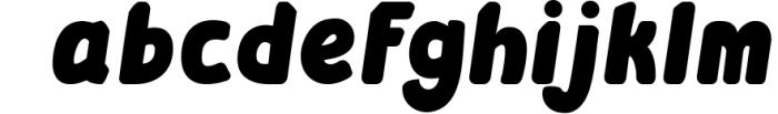 TRUKO Font LOWERCASE