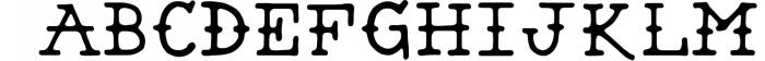 Trail Ranger Font UPPERCASE