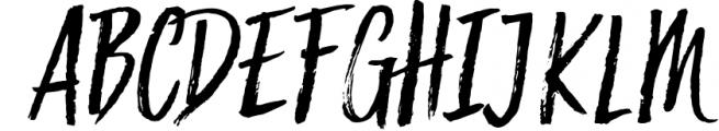 Trailmade Font Family 1 Font UPPERCASE