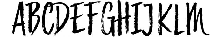 Trailmade Font Family Font UPPERCASE
