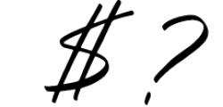 Triester SVG Brush Font Free Sans 1 Font OTHER CHARS