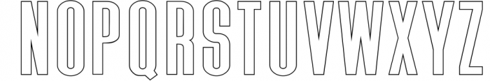 Triester SVG Brush Font Free Sans 2 Font UPPERCASE