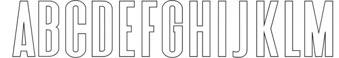 Triester SVG Brush Font Free Sans 2 Font LOWERCASE