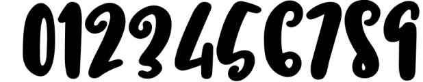 Trillian - 1 fun font, 3 heights! 1 Font OTHER CHARS