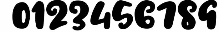 Trillian - 1 fun font, 3 heights! 2 Font OTHER CHARS