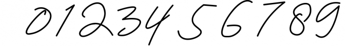 Trixie Script - 3 Weights 2 Font OTHER CHARS