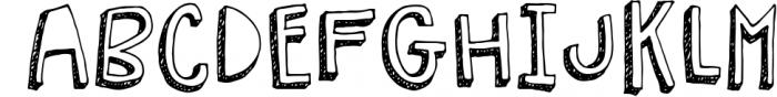 Truant Font Font UPPERCASE