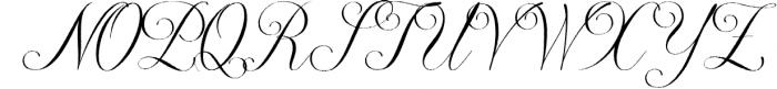 Tryal 1 Font UPPERCASE