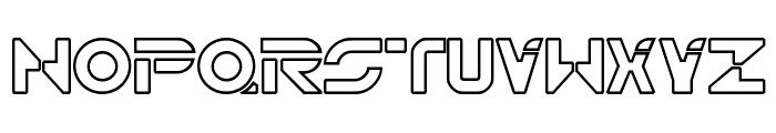 TR2N Font LOWERCASE