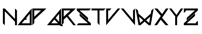 TRG - Zilap Font LOWERCASE