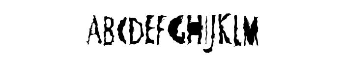 TrabaccoPasswordReset Font UPPERCASE