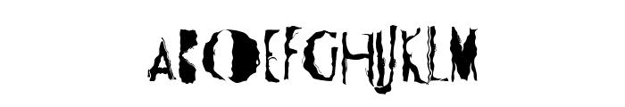 TrabaccoPasswordReset Font LOWERCASE