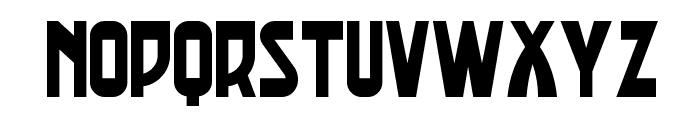 TradingPostNF Font LOWERCASE